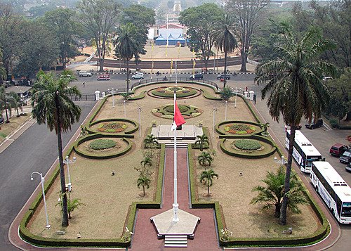 Plaza gedung sate