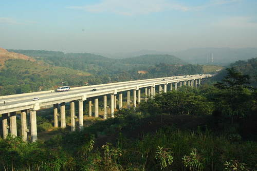 Cipada toll bridge
