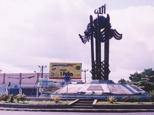 Monument KH. Z Mustopha