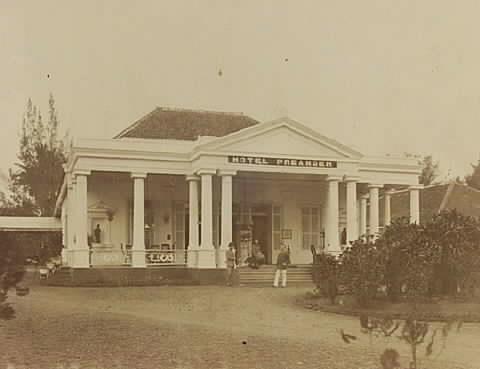 Preanger 1890