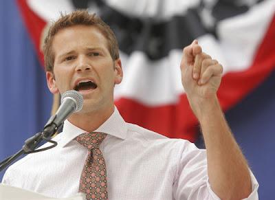 Republican Aaron Schock