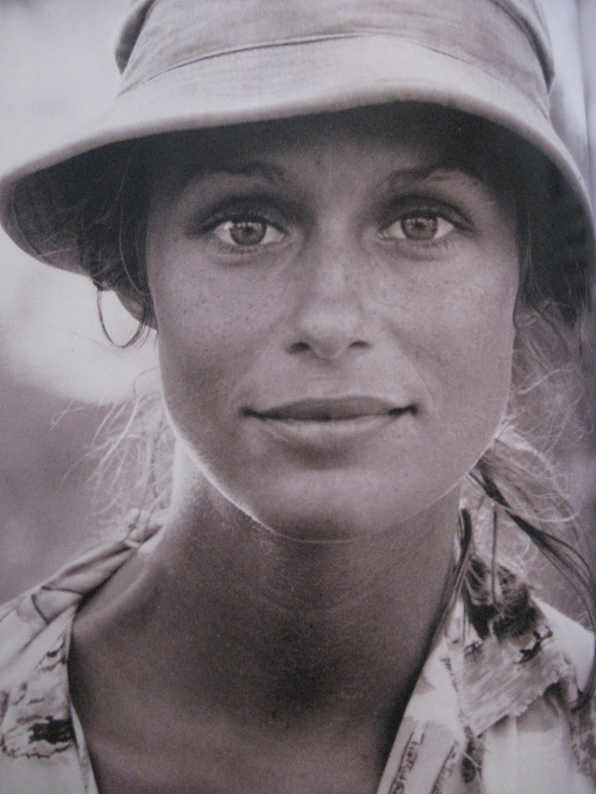 Fashion Kristiane Beauty Icon Lauren Hutton