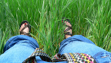 Grassy Feet
