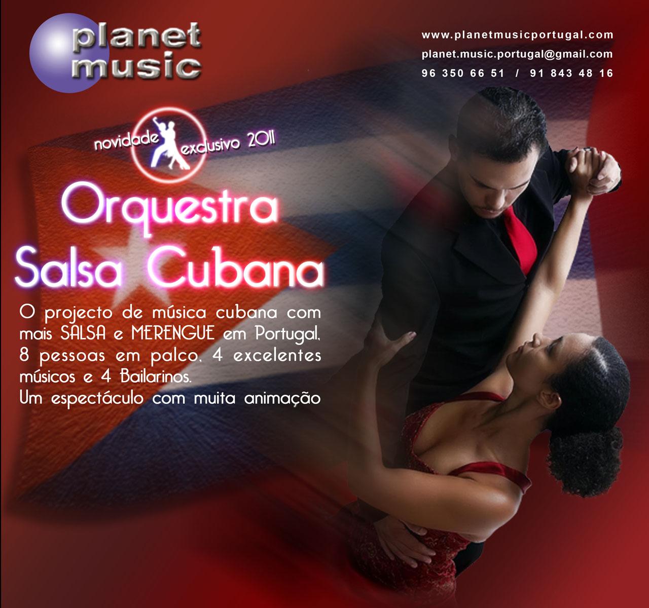 ORQUESTRA SALSA CUBANA