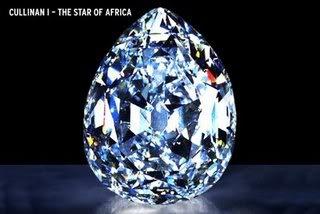 berlian bintang dari afrika