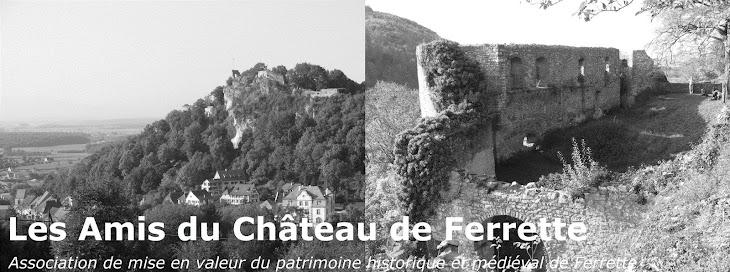 Les Amis du Chateau de Ferrette