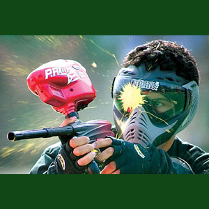 REAL WARGAMES Paintball