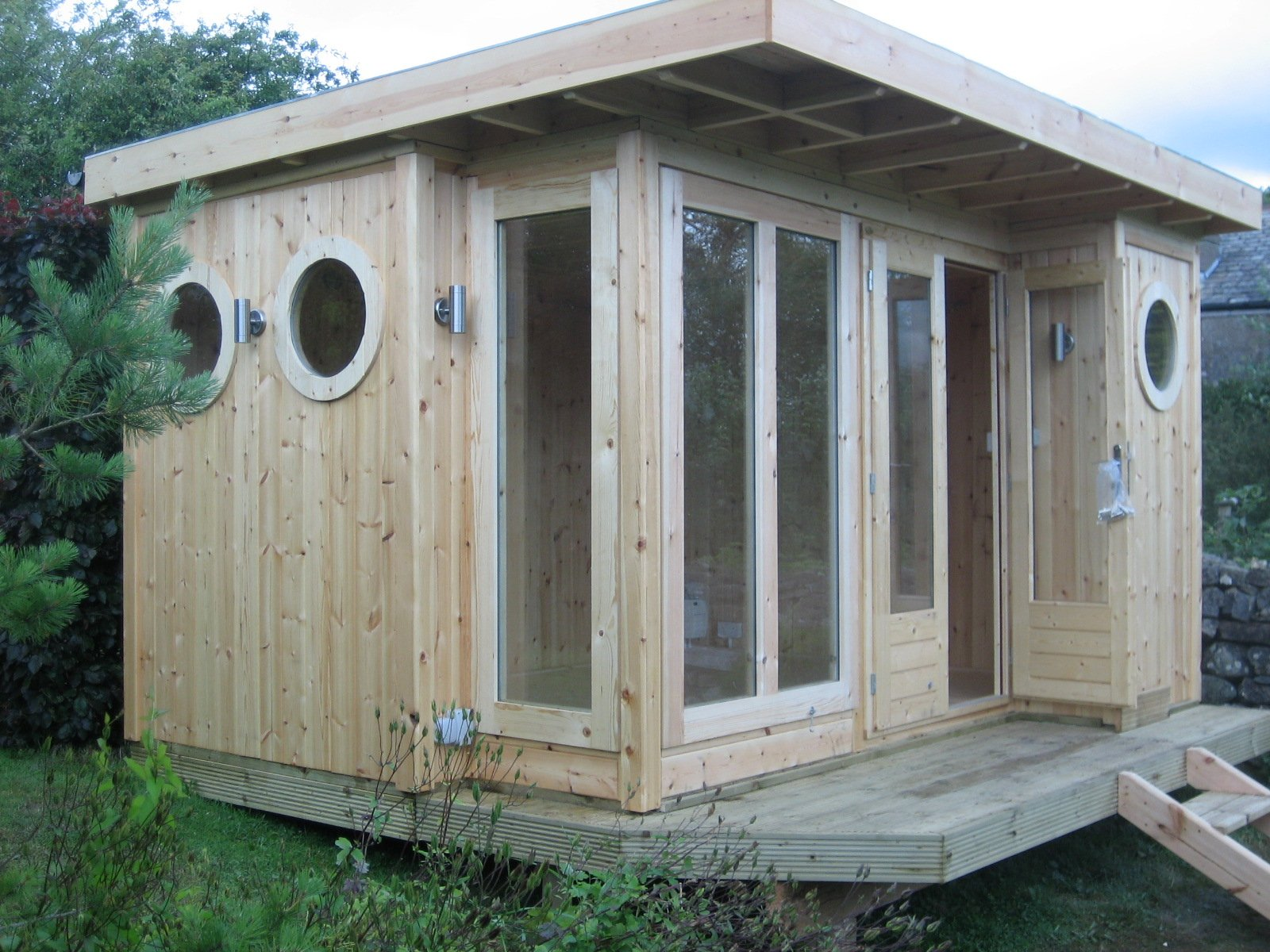 Garden office garden studio project blog our entry for Garden office and shed