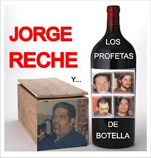 Jorge Reche y los Profetas de Botella