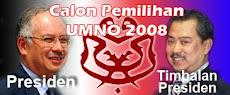 Najib No 1, Muhyiddin No 2 - PAU 2008