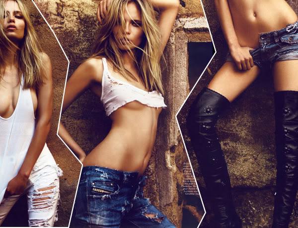 Natalya Sergeyevna Polevshchikova, Natasha Poly, sexy models