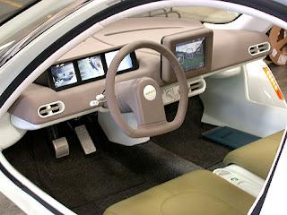 Aptera electriccar 5-interior