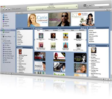 Apple iTunes7.6 for Vista