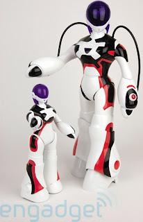 WowWee Robotics new additions