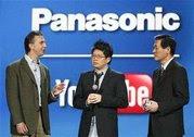 Panasonic and Google internet TV deal