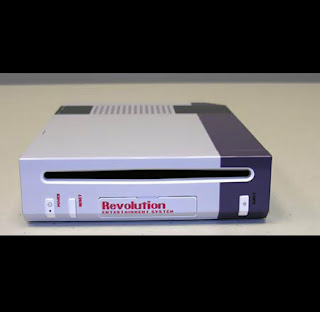 Nintendo Wii case 5 - NES