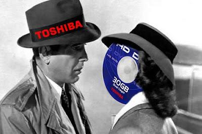 Toshiba hd dvd case 2