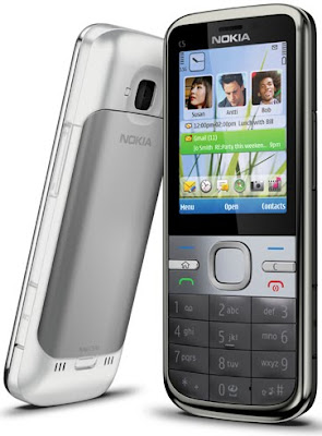 Nokia C5 Mobile Phone
