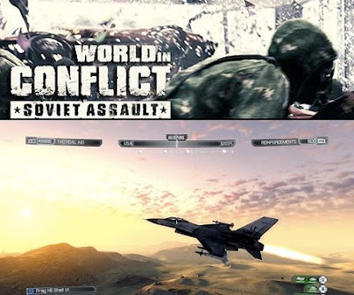 World in conflict- Soviet trailor