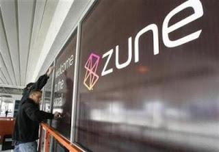 Microsoft Zune player seeking Hollywood stardom