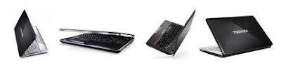 New laptops by Toshiba satellite