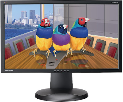 ViewSonic VP2365wb Professional Monitor