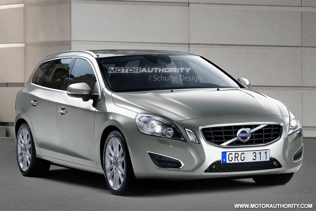 2012 Volvo V60 Hybrid The 2011 Volvo S60 sedan is scheduled to debut at the