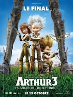 Arthur 3: La guerra de los mundos (2010) online y gratis