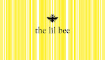 + check out my other site, The Lil Bee!
