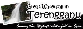 Air Terjun di Terengganu
