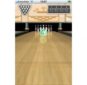 iBowl pour iphone