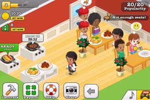 Tiny Chef: Lancez votre propre mini restaurant pour iPhone