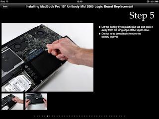iFixit: manuel de réparation pour l'iPad