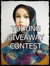 Tudung Giveaway Contest