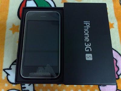 阿布洛格 iPhone 3GS 開箱