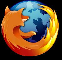 阿布洛格 Firefox Logo