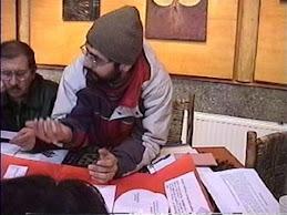 Actividades de Formación y Capacitación - 2003