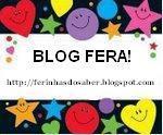 ♥Selinho que ganhei da amiga Luciane do Blog Ferinhas do Saber♥Adorei♥Obrigada♥