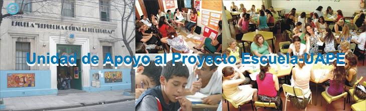 Unidad de Apoyo al Proyecto Escuela - UAPE