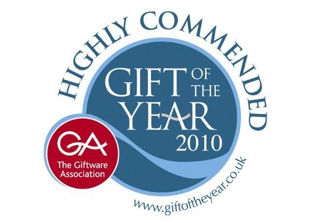 Prodotto consigliato Gift of the Year 2010