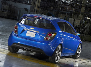 Car Modification Future 2011 Chevrolet Aveo U Va