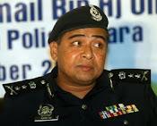 Selangor CPO Khalid Abu Bakar