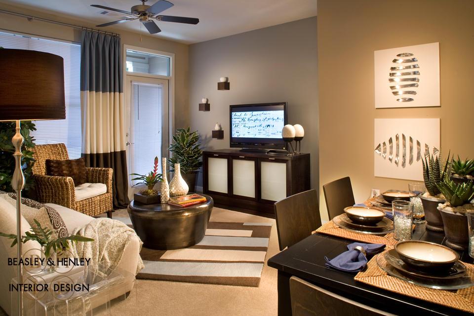 Benim tutkum dekorasyon diyenler dekorasyon fikirleri i Living and dining room together small spaces