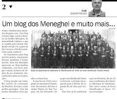 Nosso blog na imprensa