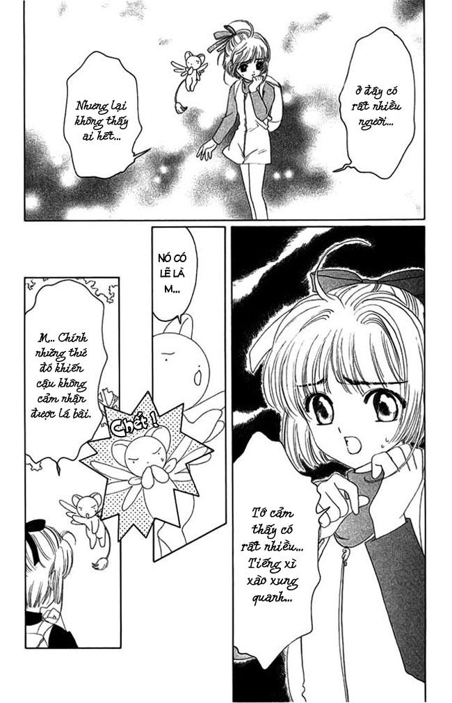 Card Captor Sakura – Thủ Lĩnh Thẻ Bài chap 13 Trang 7