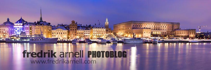 Fredrik Arnell Photoblog