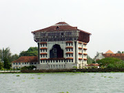Head Quarters of Cochin Port Authority-Cochin Port Trust