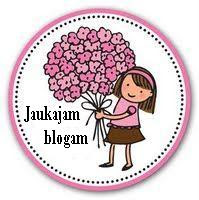 Sandras PALDIES jaukajiem blogiem arī man :)