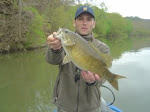 April Smallmouth