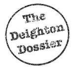 The Deighton Dossier